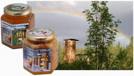 Мед (мёд) Первой пчеловодческой компании Тенториум